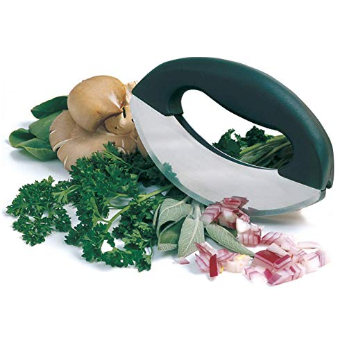 Norpro Stainless Steel Mezzaluna Chopper