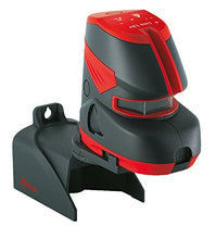 Leica L2+ Cross Line Laser Self Leveling Horizontal Vertical 180-Degree, Red