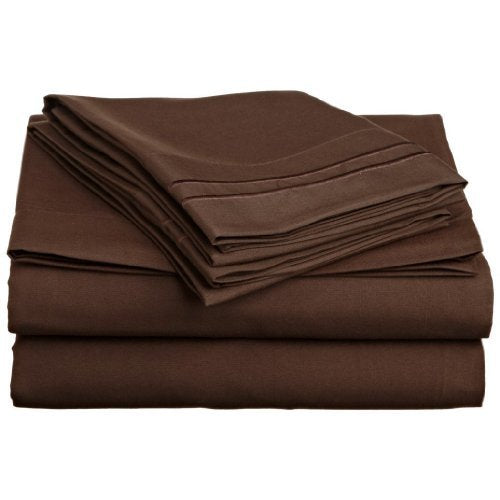 Elegant Comfort 1500 Thread Count Wrinkle & Fade Resistant Egyptian Quality Ultra Soft Luxurious 3 P