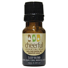 A Cheerful Giver A Sleep Blend Essential 10ml Oil Bottle