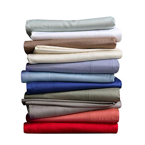 Royal Hotel Standard Size White Silky Soft Bed Pillowcases 100% Bamboo Viscose 2 Pc Pillow Cases