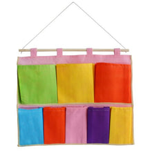 [Colorful Hanging] Wall Hanging/ Wall Organizers / Wall Baskets / Hanging Baskets (14*18)