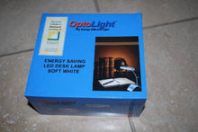 OptoLight Energy Saving LED Desk Lamp Soft White