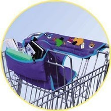 Safe 'N Securer Shopping Cart Safety Seat