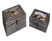Screen Gems Storage Box, small, brown
