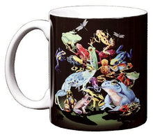Rainforest Frogs 11 Oz. Ceramic Coffee Mug or Tea Cup