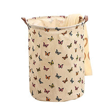 FANCY PUMPKIN Home Large Laundry Basket Bin Dirty Clothes Hamper for Clothes Storage and Organization, 13