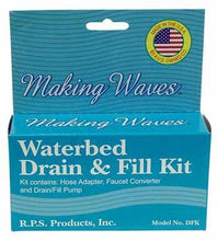 Making Waves Waterbed Drain & Fill Kit