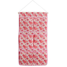 [Pink Flowers] Pink/Wall Hanging/ Wall Organizers / Baskets / Hanging Baskets (13*24)