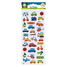 Craft Planet Fun Stickers Beep Beep Cpt 6561051