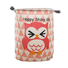 FANCY PUMPKIN Home Large Laundry Basket Bin Dirty Clothes Hamper for Clothes Storage and Organization, 20