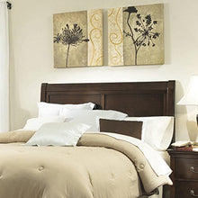 Tatiana Twin Headboard Warm Brown