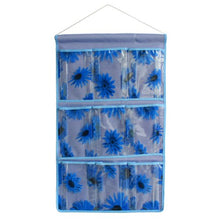 [Sunflowers] Blue/Wall Hanging/ Wall Organizers / Baskets / Hanging Baskets (14*23)
