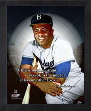 Jackie Robinson Brooklyn Dodgers ProQuotes Photo (Size: 12