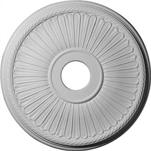 Ekena Millwork CM20BE1 Berkshire Ceiling Medallion, 20 1/8