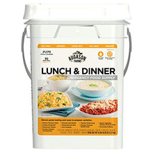 Augason Farms Lunch And Dinner Variety Pail Emergency Food Supply 4 Gallon Pail