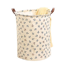 FANCY PUMPKIN Home Large Laundry Basket Bin Dirty Clothes Hamper for Clothes Storage and Organization, 15