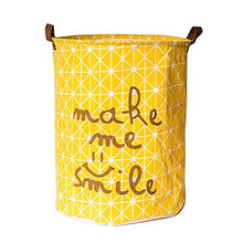 FANCY PUMPKIN Home Large Laundry Basket Bin Dirty Clothes Hamper for Clothes Storage and Organization, 05