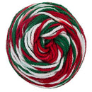 Image of RED HEART Super Saver Yarn, Mistletoe Print