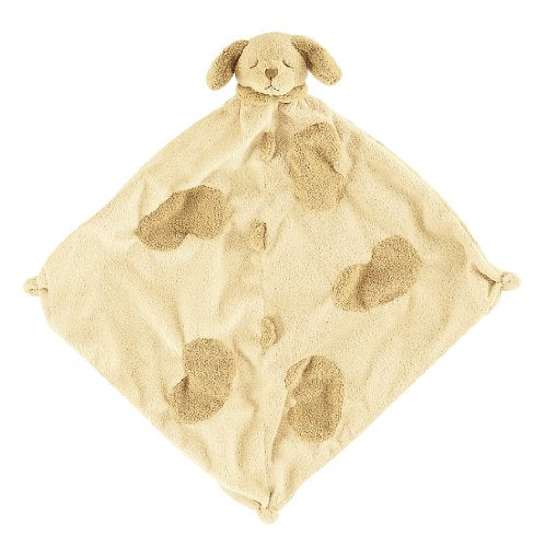 Angel Dear Blankie, Brown Puppy, 10.2 x 10.2 x 0.2 Inch