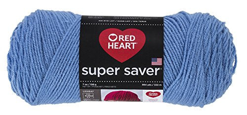 Red Heartâ Super Saver Yarn, Light Periwinkle