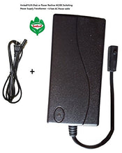 hmleaf Lift Chair or Power Recliner AC/DC Switching Power Supply Transformer 29V 2A+6 feet SP2-B Power Wall Cord