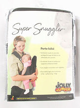 Jolly Jumper Super Snuggler Soft Carrier