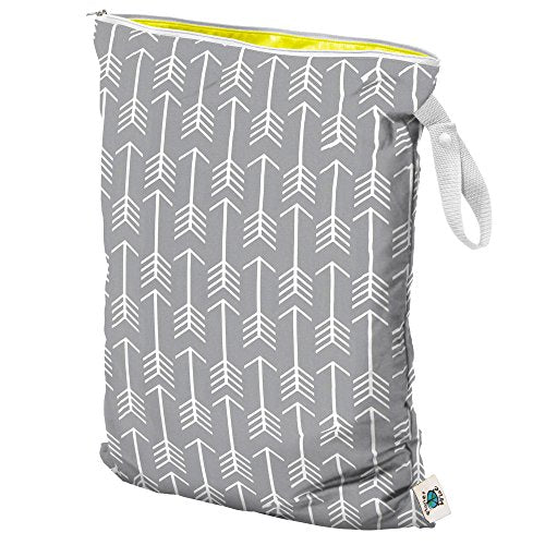 Planet Wise Wet Bag, Large, Aim Twill (Made in The USA)