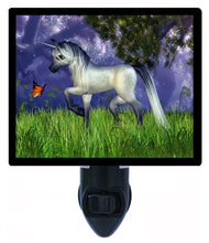 Unicorn and Butterfly Night Light, Fantasy