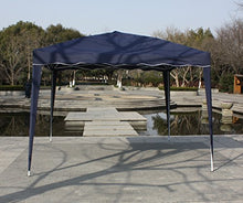 10'x10' Instant Navy POP UP Outdoor Canopy Party Wedding Portable Tent Gazebo Pavilion