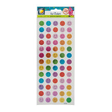 Craft Planet Fun Stickers Happy Faces Cpt 805201