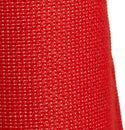 "Image of LORRAINE HOME FASHIONS, Red Jackson 58 x 24-inch Tier Curtain Pair, 58"" x 24"""