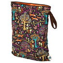 Image of Planet Wise Wet Bag, Large, Jewel Woods (Made in The USA)