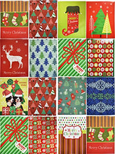 Set of 16 Christmas Holiday Lingerie Boxes! Beautifully Patterned and Themed Gift Boxes (16)