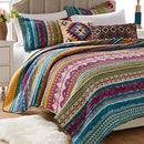 Image of Greenland Home 2-Piece Southwest Quilt Set, Twin