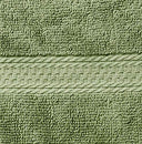 Image of Utopia Towels 8 Piece Towel Set, Sage Green, 2 Bath Towels, 2 Hand Towels, and 4 Washcloths