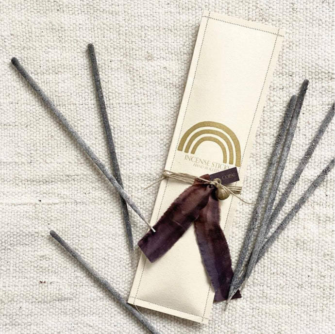 Incense Sticks, Grey Copal
