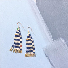 Load image into Gallery viewer, Portofino Feather Earrings
