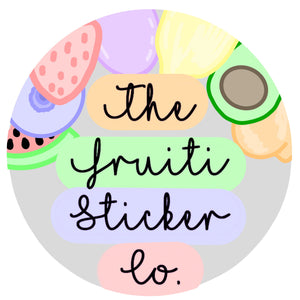 The Fruiti Sticker Co