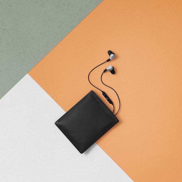 Pouch for earphones