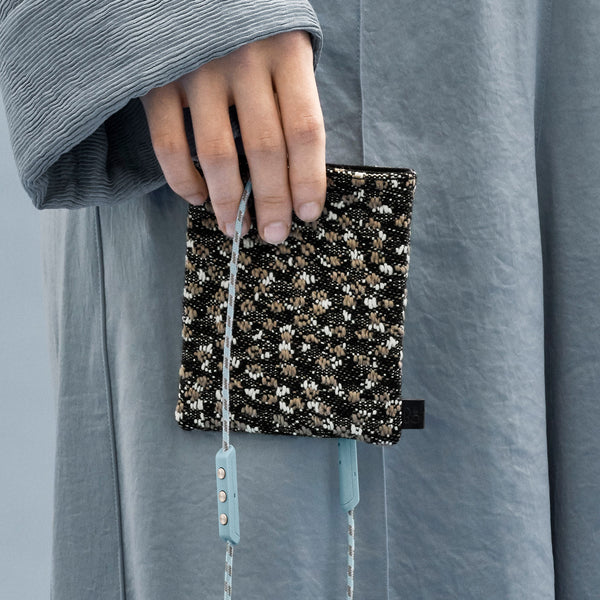Pouch for Your Earphones Ria by Kvadrat/Raf Simons
