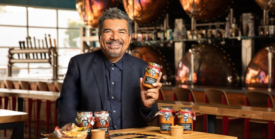 Bill Moore's Hot & Spicy Reviews: George Lopez' Chingon Kitchen Salsa