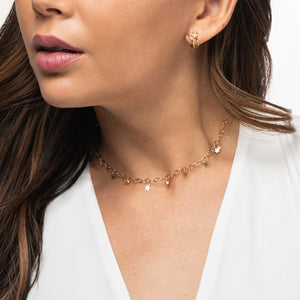 Stars Shine Down Choker