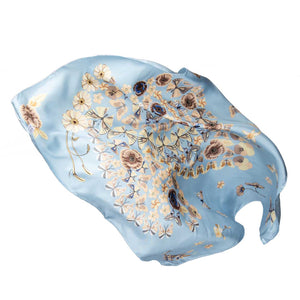 Eternal Butterfly - Sky Blue - Large