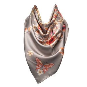 Eternal Butterfly - Stone Gray - Large