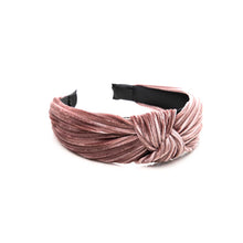 Load image into Gallery viewer, Ophelia Headband - Velvet Blush