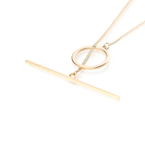The Quinn Lariat Necklace