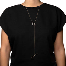 Load image into Gallery viewer, The Quinn Lariat Necklace
