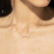 Load image into Gallery viewer, On Point Arrow Necklace