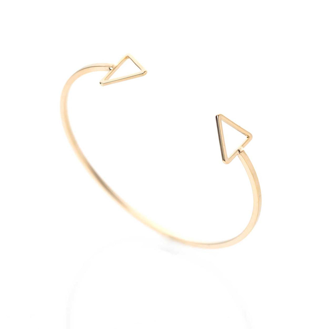 Off The Cuff Arrow Bracelet